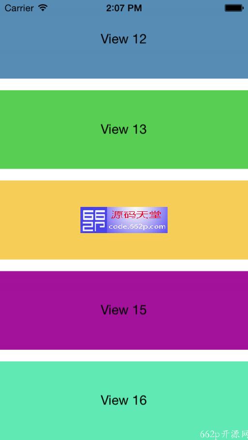 绑定动态和动画 UISc