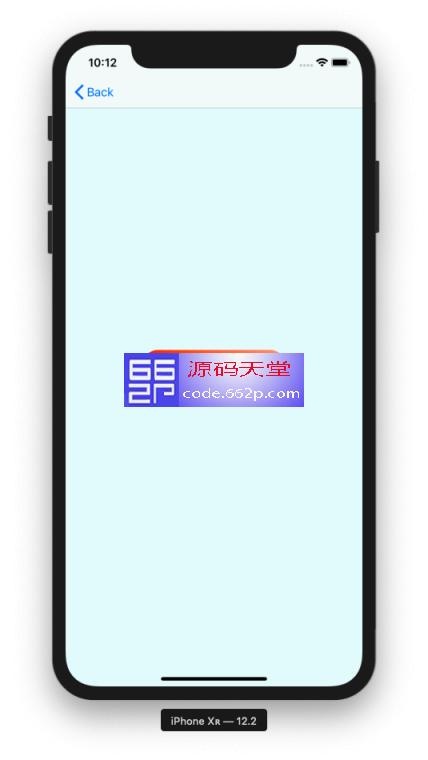 渐变色按钮  iOS源码