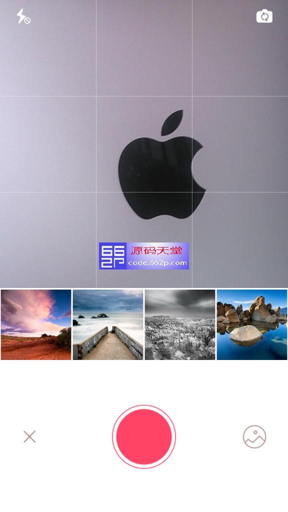集成了相机,图片裁剪,给图片贴贴图打标签的APP   安卓源码