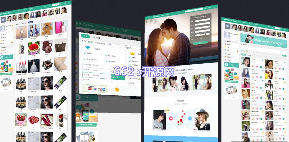 Love Me 12国语言国际婚恋相亲交友网站平台源码开发