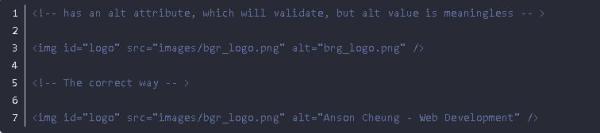 Web前端开发应该必备的编码原则